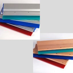 Squeegees (Wood and Aluminium Handles)