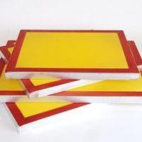 Aluminium Screen Printing Frames (incl Mesh)