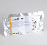 PREGASOL TABS Screen Decoating Tablet